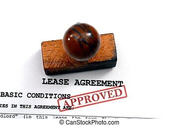εκμίσθωση , - , ενέκρινα , συμφωνία