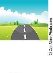 εκτενής δρόμος