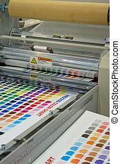 εκτύπωση , μηχανή