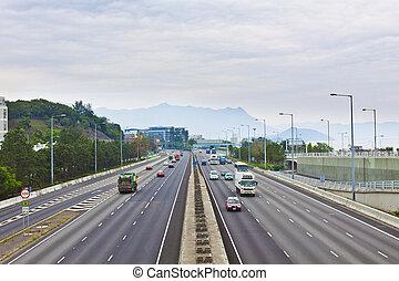 εκφράζω , εθνική οδόs , μέσα , χόνγκ-κόνγκ