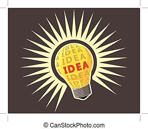 ελαφρείς , γενική ιδέα , ιδέα , βολβός