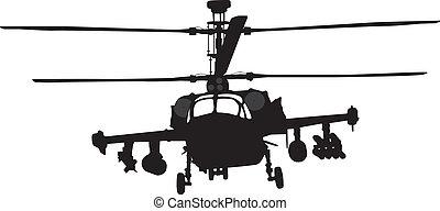 ελικόπτερο , περίγραμμα