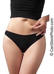 ελκυστικός προς το αντίθετον φύλον , δίαιτα , προσαρμόζω , γυναίκα σώμα