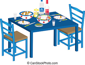 ελληνικά , γεύμα