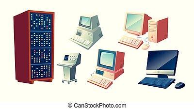 εξέλιξη , θέτω , αδιάκριτος ηλεκτρονικός εγκέφαλος , μικροβιοφορέας , γελοιογραφία