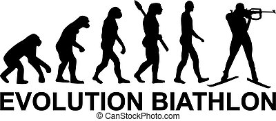 εξέλιξη , biathlon