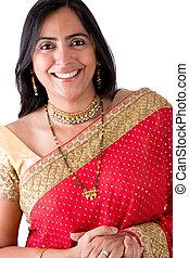 εξαίσιος γυναίκα , ινδός