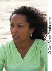 εξαίσιος γυναίκα , παραλία