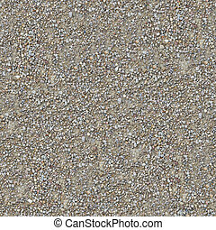εξοχή , αμμοχάλικο , road., πλοκή , seamless