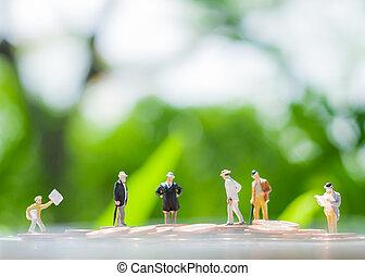 επένδυση , επιχείρηση , concept., συνεταιρισμόs , συμφωνία , κατόρθωμα