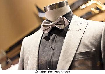 επίσημος , γενική ιδέα , κουστούμι , μόδα
