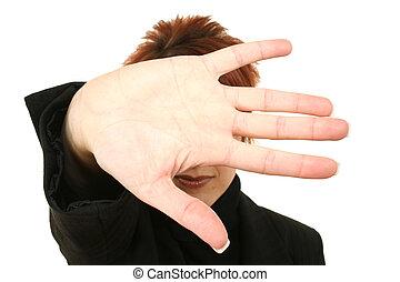 επίστρωση , χέρι , ζεσεεδ