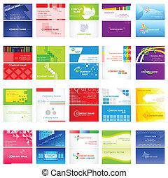 επαγγελματική κάρτα , συλλογή