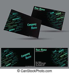 επαγγελματική κάρτα