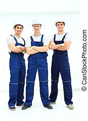 επαγγελματικός , δουλευτής , βιομηχανικός , σύνολο