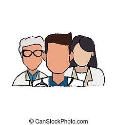 επαγγελματικός , ιατρικός , άνθρωποι
