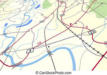 επαρχία , χάρτηs