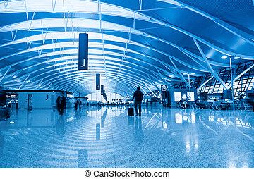 επιβάτης , αεροδρόμιο