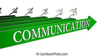 επικοινωνία , ευκαιρία