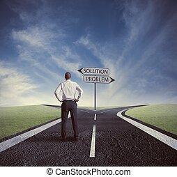 επιλέγω , δρόμος , διορθώνω