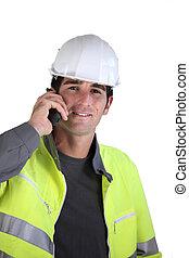 επιστάτης , ραδιόφωνο , χρησιμοποιώνταs , αποδέκτης