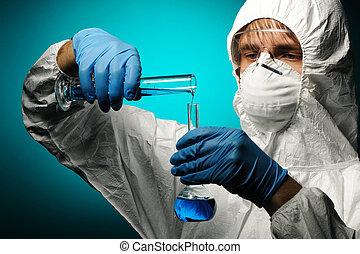 επιστήμονας
