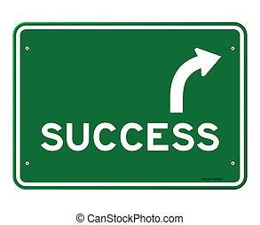επιτυχία , σήμα