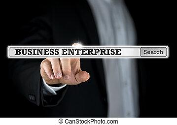 επιχείρηση , επιχείρηση , γραμμένος , μέσα , ένα , διάπλους μπαρ , επάνω , ένα , κατ' ουσίαν καίτοι όχι πραγματικός , επεμβαίνω