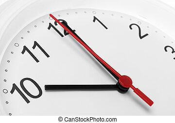 επιχείρηση , εργαζόμενος , ρολόι , εκδήλωση , ζεσεεδ , φόντο , ώρα , άσπρο