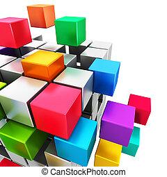επιχείρηση , ομαδική εργασία , internet , και , επικοινωνία , γενική ιδέα