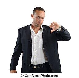 επιχειρηματίας , διάθεση , άθυμος