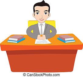 επιχειρηματίας , δούλεμα ακολουθία
