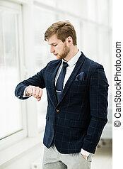 επιχειρηματίας , επιχείρηση , δικός του , - , παρακολουθώ , παρουσιαστικό , επιτυχία , γενική ιδέα , αρχάριος