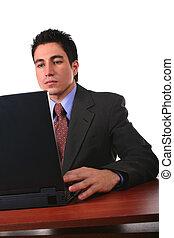 επιχειρηματίας , εργαζόμενος