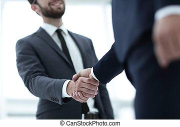 επιχειρηματίας , κλονισμός , 2 ανάμιξη