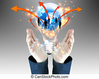 επιχειρηματίας , κράτημα , αρμοδιότητα εργάζομαι αρμονικά με