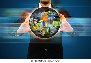 επιχειρηματίας , κράτημα , κόσμοs , κοινωνικός , δίκτυο