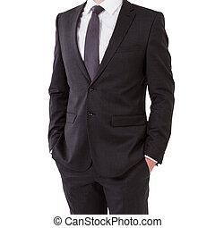 επιχειρηματίας , μέσα , κουστούμι