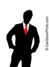 επιχειρηματίας , περίγραμμα