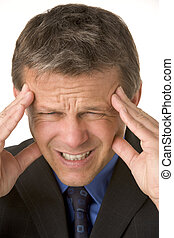 επιχειρηματίας , πονοκέφαλοs