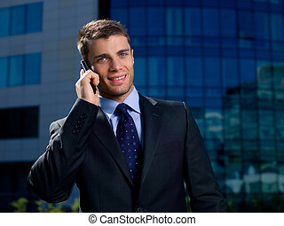 επιχειρηματίας , υπαίθριος