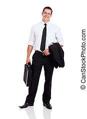 επιχειρηματίας , χαρτοφύλακας