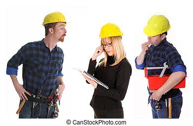 επιχειρηματίαs γυναίκα , θυμωμένος , δομή δουλευτής