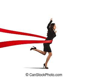 επιχειρηματίαs γυναίκα , νικητήs