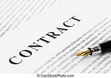 επιχειρηματικό συμβόλαιο