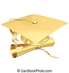 επιχρυσωμένα , αποφοίτηση