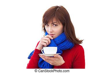 εποχή , κρύο , γρίπη