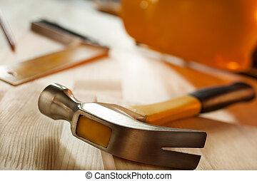 εργαζόμενος , εργαλεία