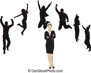εργαζόμενος , contractual, γεγονός , αγαλλίαση