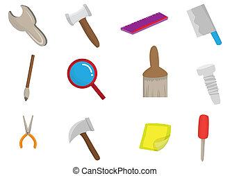 εργαλείο , γελοιογραφία , εικόνα